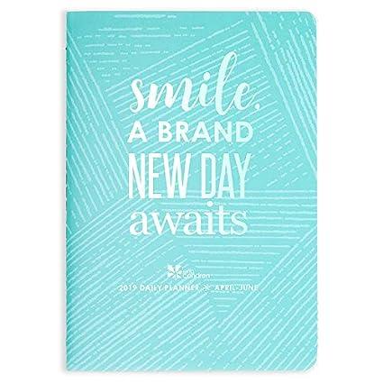 April June 2019 Erin Condren PetitePlanner Daily Planner//Agenda Volume 2