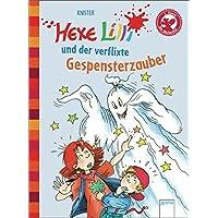 Hexe Lilli und der verflixte Gespensterzauber: Der Bücherbär: Hexe Lilli für Erstleser