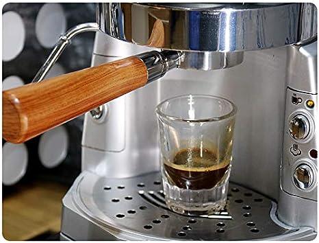 Für Rancilio Silvia Kaffee Siebträger Stabile Handhabung Holzgriff Ersatz