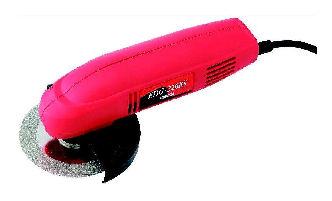 刃物研ぎグラインダー 100×15mm 220W EDG-220BS