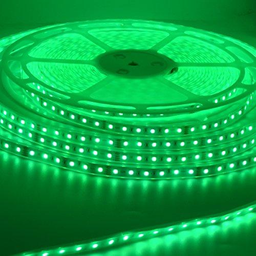 RGB LED Strip Light 20 Meters (65.6 ft) Flexible Color Changing Colorful SMD5050 1200 LEDs Light Strip 24V LED Strip Lights (IP67 Casing Waterproof) by S NMT (Image #8)