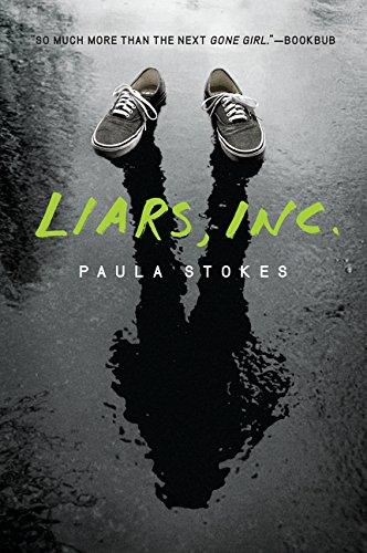 Book : Liars, Inc. - Paula Stokes