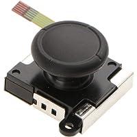 OSTENT Reemplazo de la tapa oscilante del joystick analógico izquierdo derecho para el controlador Joy-Con del conmutador de Nintendo