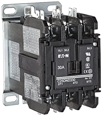 Eaton C25DND330A Definite Purpose Contactor, 50mm, 3 Poles, /Pressure on single phase light wiring, single phase compressor wiring, single phase connector wiring, single phase electrical wiring, single phase panel wiring, single phase capacitor wiring, single phase disconnect wiring, single phase control wiring, single phase blower wiring, single phase alternator wiring, single phase generator wiring, single phase starter wiring,