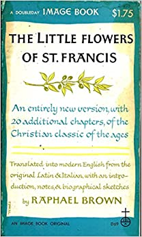Book The Little Flowers of St. Francis