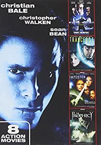 8-movie Action & Sci-fi Pack - Fortress / Total Recall 2070: Machine Dreams /cypher / Convict 762 / Equilibrium / Impostor / The Prophecy / Trancers