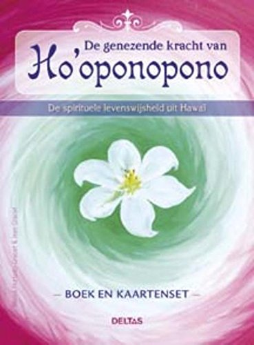 De genezende kracht van Ho'oponopono: De spirituele levenswijsheid uit Hawaï - Boek en kaartenset