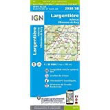 2938SB LARGENTIERE/AUBENAS/VILLENEUVE-DE-BERG