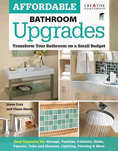 Affordable Bathroom Upgrades (Home Improvement)
