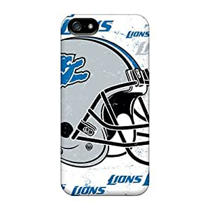 Special Design Back Detroit Lions Phone Case For Iphone 4/4S Cover