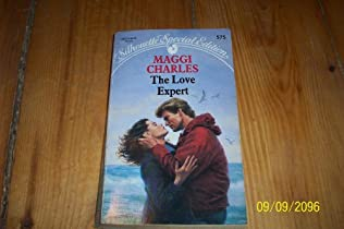 book cover of The Love Expert