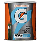 Gatorade Frost Glacier Freeze Powdered Drink Mix Net Wt. 3bs 3oz (50.9 ounces) by Gatorade