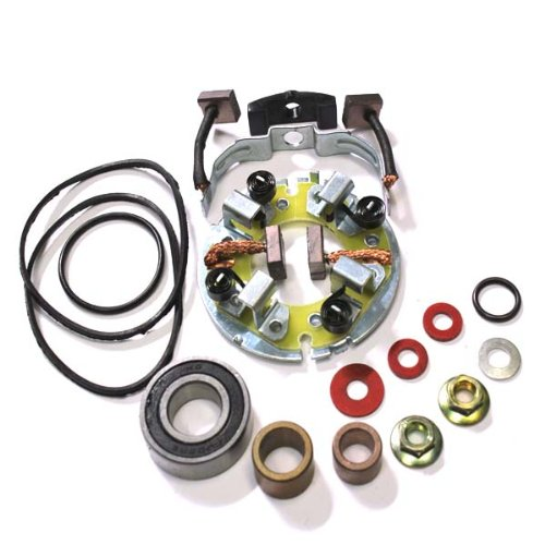 Caltric Starter KIT Fits POLARIS ATV Trail Blazer 250 400 244 cc 250 Cc Stator