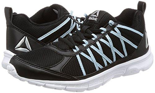 Noir silver 2 black fresh Running Chaussures De Blue Reebok 0 Femme white Speedlux Entrainement 85wqfnO