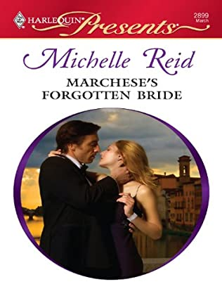 book cover of Marchese\'s Forgotten Bride