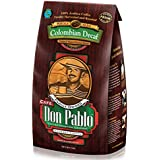5LB Cafe Don Pablo Decaf Swiss Water Process Colombian Gourmet Coffee Decaffeinated - Medium-Dark Roast - Whole Bean Coffee - 5 Pound (5 lb) Bag