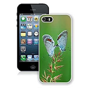 Best Case For Samsung Galaxy S5 Cover Case Graceful Butterfly White Hard Cell Phone Case For Samsung Galaxy S5 Cover