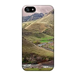 New Imnaha River Oregon Cases Covers, Anti-scratch AUn24609UsMv Phone Cases For Iphone 5/5s