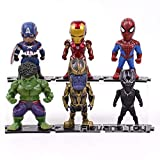 There's a Marvel toy for every kid, collector, or aspiring hero. Assemble your Avengers with Iron Man, Hulk, Captain America and Thor. Wear a mask like Spider-Man. Build the ultimate collection of Marvel Legends. There's an entire universe of heroes ...