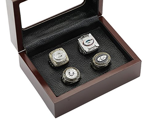 Green Bay Packers Super Bowl Championship Rings Full Set Replica - Green Bay Packers Ring
