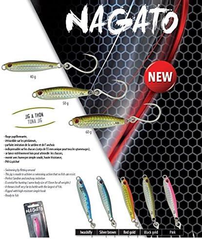 Jig /à thon Nagato Jig Power 40 gr Pink