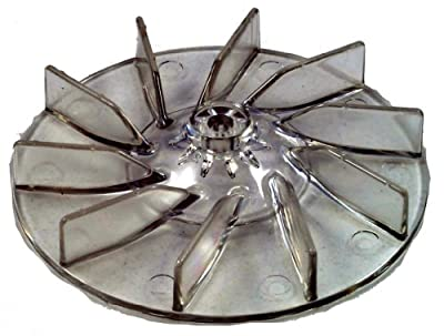 Sanitaire Upright Vacuum Cleaner Fan 20-8620-08