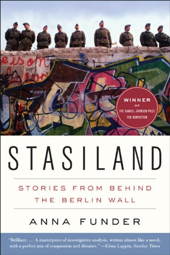 Stasiland: Stories from Behind the Berlin Wall (Best Operations Research Textbook)
