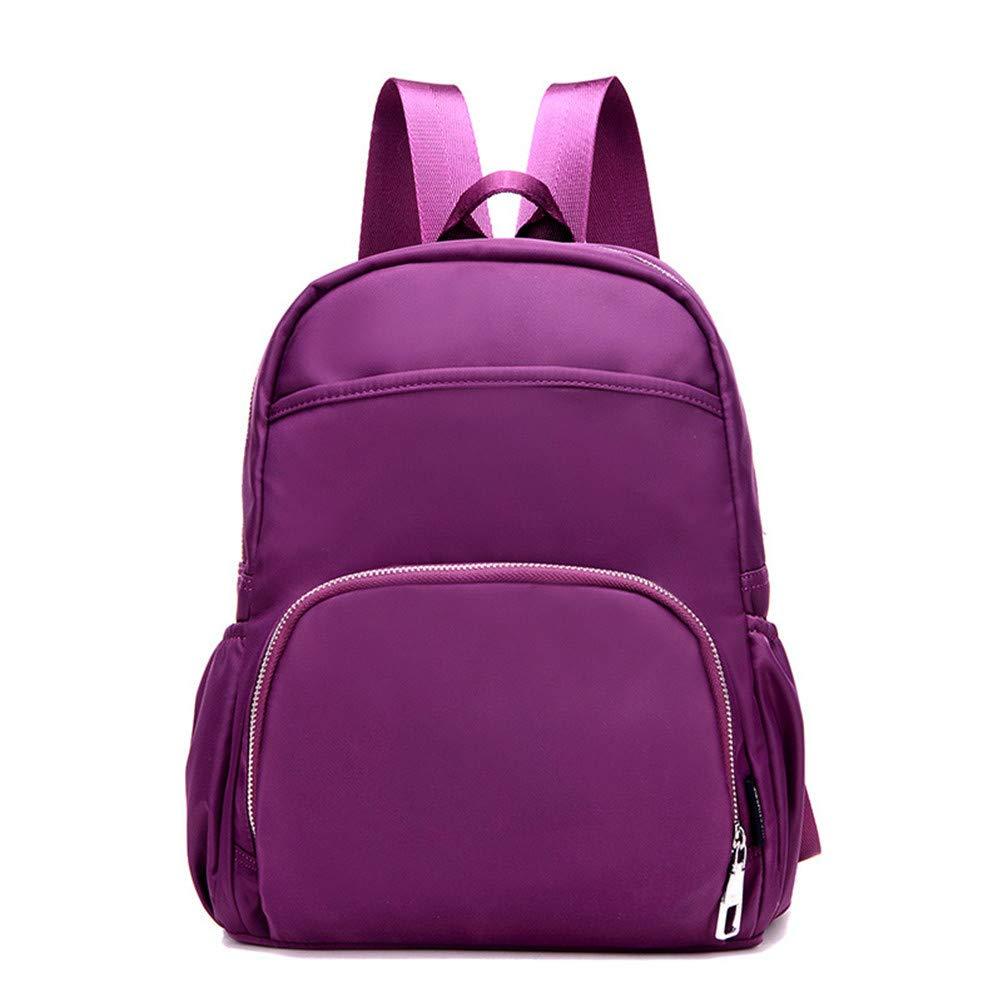 VHVCX Nylon Shoulder Bag Lady Mammy Backpack Backpack Backpack Personality Oxford Canvas Schoolbag B07MGT491T Daypacks Neuartiges Design 958c97