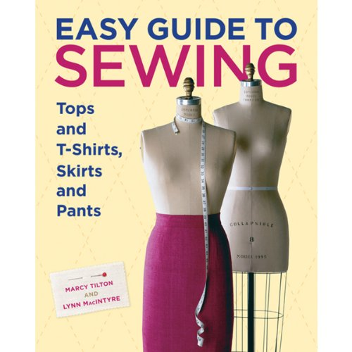 Guide Sewing T Shirts Skirts Pants