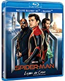 Spider-Man Lejos de Casa 3D (Spider-Man Far From Home 3D) Blu-ray 3D + Blu-ray (Languages: English, Spanish & French) REGION FREE -  Rated PG-13, Jon Watts, Tom Holland