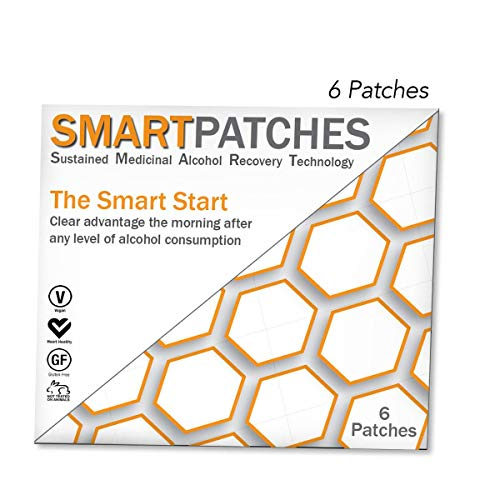 Hangover Prevention Patches by Smart Patches