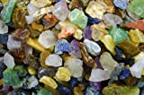 Hypnotic Gems Materials: 3 lbs Beautiful South American 12 Stone Rough Mix - Premium Grade Colorful Mix - Natural Raw Stones for Cabbing, Tumbling, Lapidary, Polishing, Reiki, Wicca & Crystal Healing