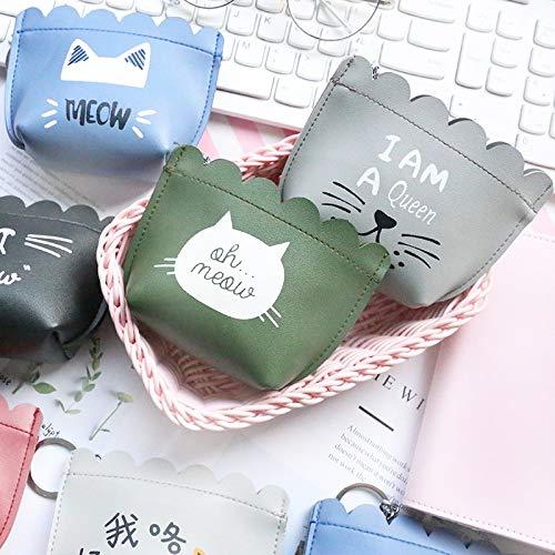 Amazon.com: Mini monedero coreano de dibujos animados para ...