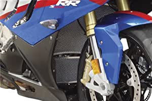 Cox Racing Group Radiator And Oil Cooler Guard (BLACK)
