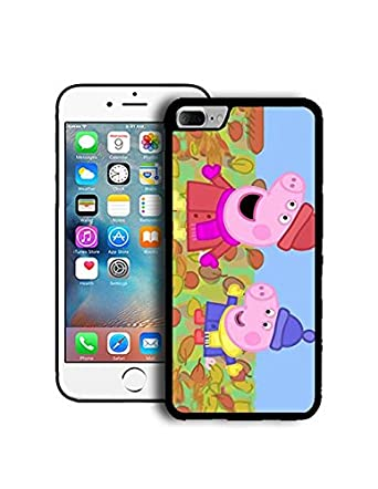 premium selection fb504 72e78 Peppa Pig Case for IPhone 7 Plus (5.5 inch) Ultra Thin Popular ...
