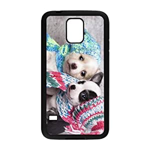 The Puppy Friend Hight Quality Plastic Case for Samsung Galaxy S5