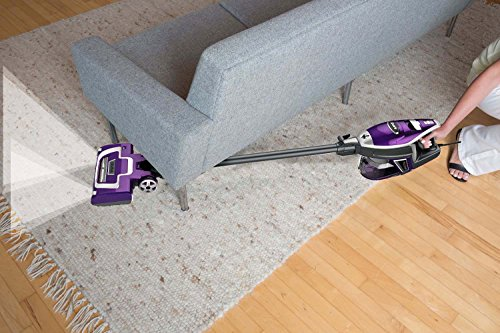 Shark Rocket Deluxe Pro Ultra-Light Upright Stick Vacuum by SharkNinja (Image #4)