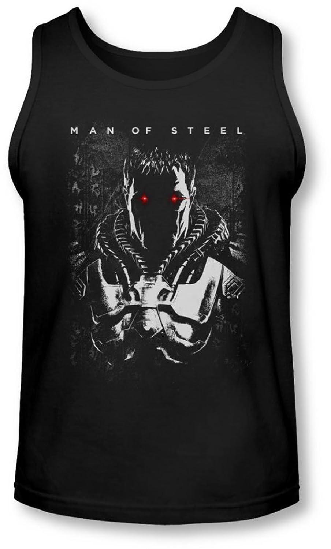 Man Of Steel - Mens Zod Eyes Tank-Top