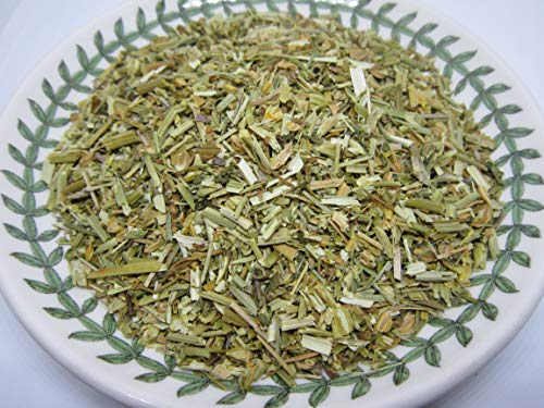 Blue Violet Leaf - Dried Viola odorata Leaf C/S 100% from Nature (8 oz)