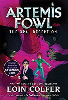 Opal Deception, The (Artemis Fowl, Book 4) by [Colfer, Eoin]