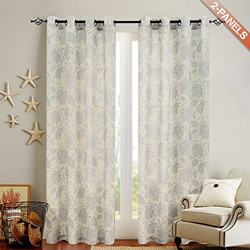 living room curtain panels - 9