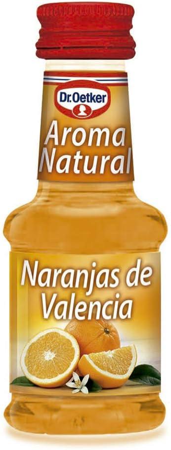 Dr. Oetker Aroma Natural Naranjas de Valencia, 35g: Amazon ...