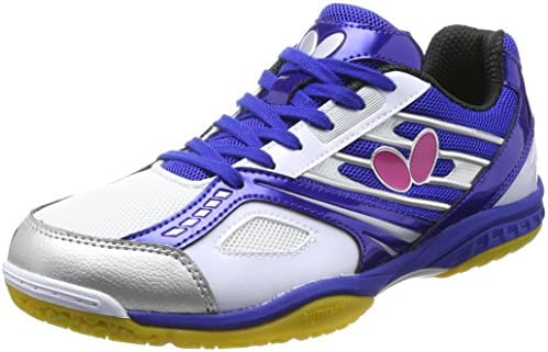 Butterfly 8090B090 Lezoline Mach Table Tennis Shoes, 1 Pair of Shoes