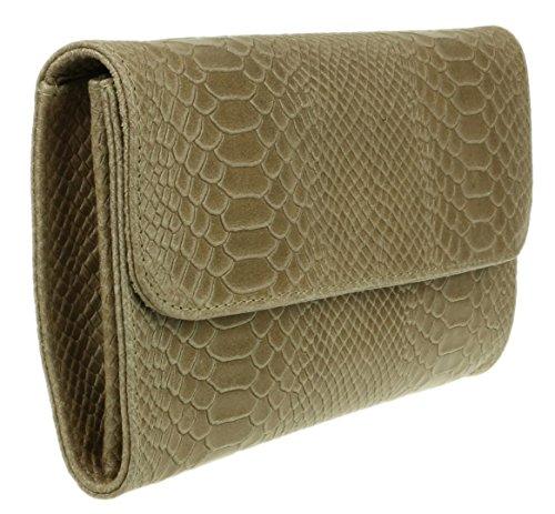 Girly Handbags kaki femme Girly Pochettes Handbags Tq8H8B