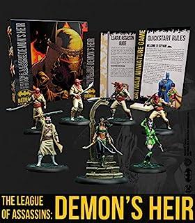 Mad Hatter Batman Knight Models Juego de Mesa Miniaturas Resina DC Comics Superheroe