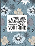 You Are Stronger Than You Think: Anxiety, PTSD and