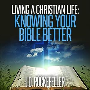 Living a Christian Life Audiobook