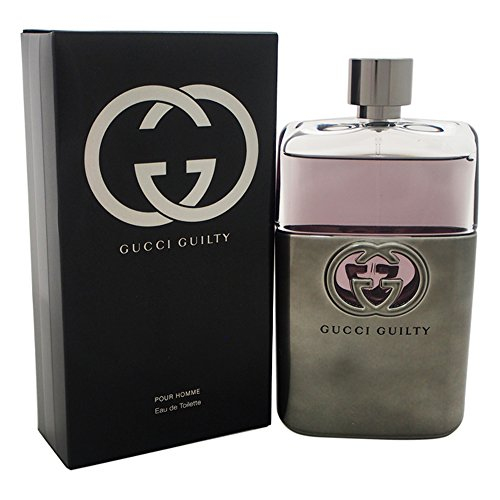Gucci Guilty Eau De Toilette Spray for Men, 5 Fl Oz (Fragrance Guilty)
