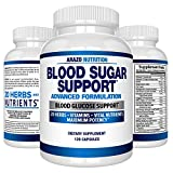Best Blood Sugar Supports - Blood Sugar Support Supplement – 20 HERBS Review