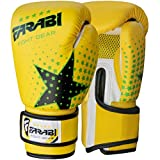 Kids boxing gloves junior boxing gloves junior MMA Muay thai kickboxing and punching bag mitts Boxing gloves for Kids kids boxing gloves 6oz kids boxing gloves 6-oz 6 oz boxing gloves Yellow 6 oz